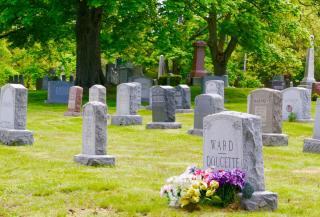 Cemetery Department