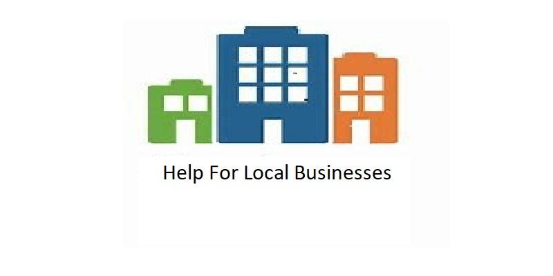 Help for Local Business Communities